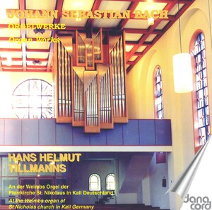 J.S. Bach: Organ Music, Vol.3