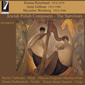 Jewish Polish Composers: The Survivors