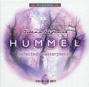 Johann Nepomuk Hummel: Selected Masterpieces [Box Set]
