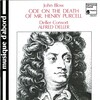 John Blow: Ode on the Death of Mr Henry Purcell