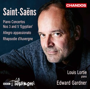 Saint-Saëns: Piano Concertos No.3, 5 and Other Works