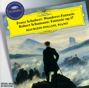 Schubert: Fantasia in C, D760, Op.15; Schumann: Fantasie in C, Op.17