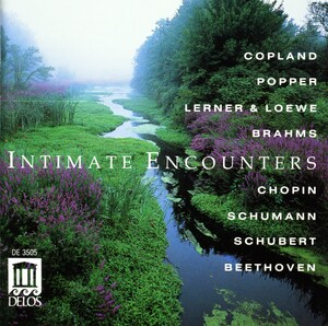 Intimate Encounters: Works by Copland, Chopin, Mozart, etc.