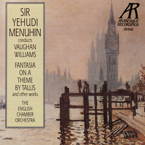 Vaughan Williams: Fantasia on a Theme by Thomas Tallis; Fantasia on