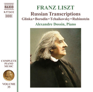 Liszt: Russian Transcriptions