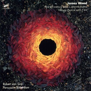 James Wood: Spirit Festival with Lamentations; Village Burial with Fire