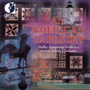 An American Tapestry: Works by W. Schuman, Griffes, Ives, etc.