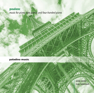 Poulenc: Music for Piano, 2 Pianos and Piano 4 Hands