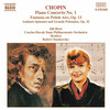 Chopin: Piano Concerto No.1; Fantasia on Polish Airs; Grande Polonaise