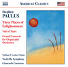 Paulus: Three Places of Enlightenment, Veil of Tears and Grand Concerto