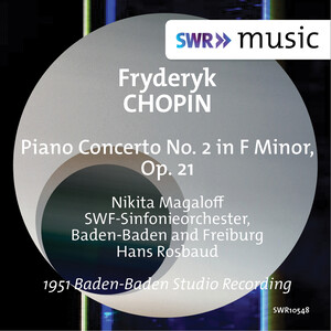 Chopin: Piano Concerto No.2 in F Minor, Op.21