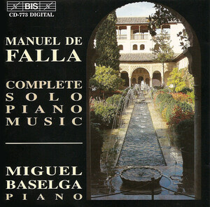 de Falla: The Complete Solo Piano Music
