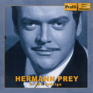 Opera Arias: Hermann Prey sings Mozart, Rossini, Lortzing, etc.