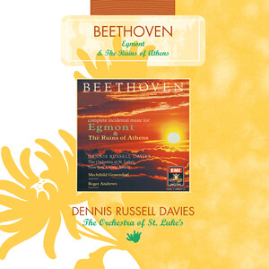 Beethoven: Egmont & The Ruins of Athens