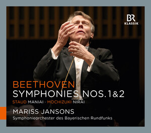 Beethoven: Symphonies No.1 and 2; Staud: Maniai; Mochizuki: Nirai