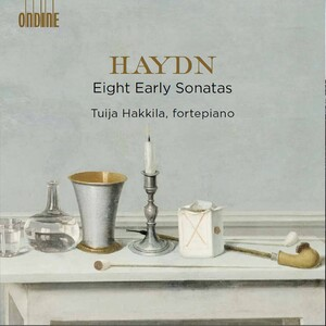 Haydn: 8 Early Sonatas