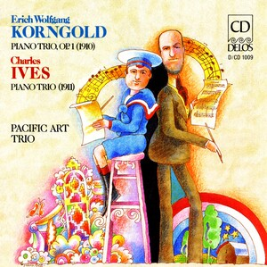Korngold, Ives: Piano Trios
