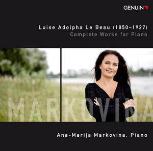 Luise Adolpha le Beau: Complete Piano Music