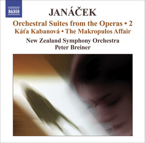 Janácek: Orchestral Suites from the Operas, Vol.2