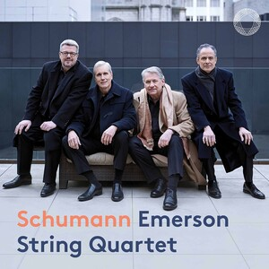 R. Schumann: String Quartets No.1-3, Op.41