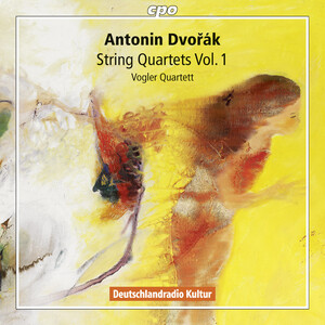 Dvořák: String Quartets, Vol.1