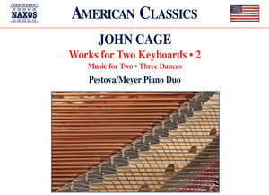 Cage: Works for 2 Keyboards, Vol.2