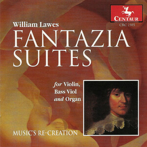 William Lawes: Fantazia Suites