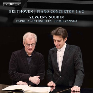 Beethoven: Piano Concertos No.1 and 2