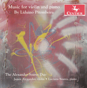 Music for Violin and Piano by Liduino Pitombeira