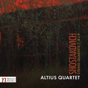 Shostakovich: String Quartets No.7, 8 and 9