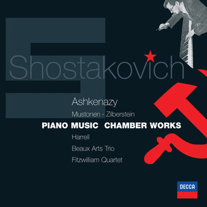 Shostakovich: Piano Music; Chamber Works